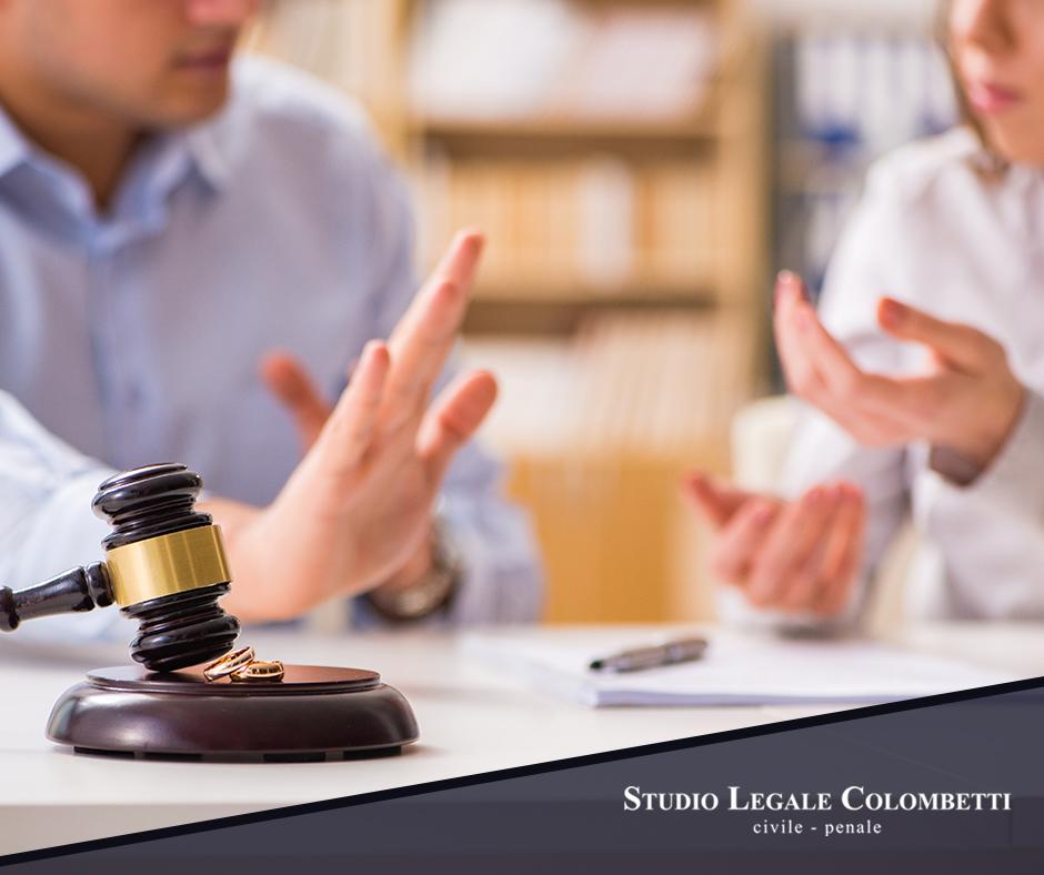 assegno divorzile